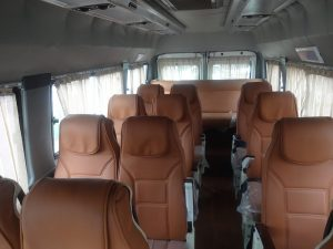 16 Seater Tempo Traveller On Rent In Jaipur