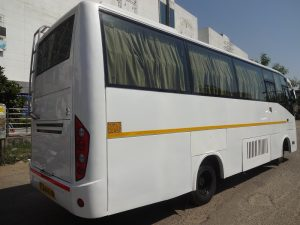 27 Seater Bus On Rent In Jaipur